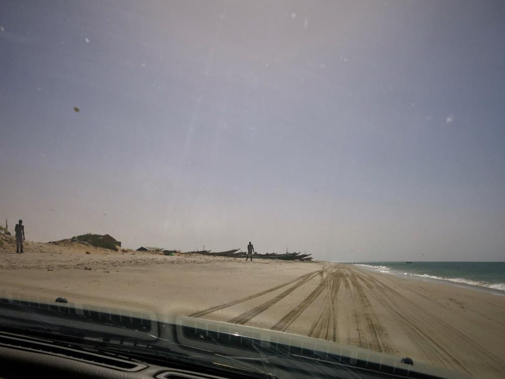 Strandetappe