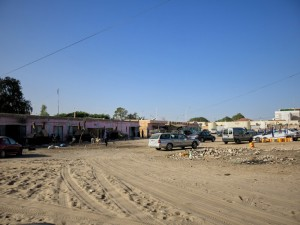 In Nouakchott