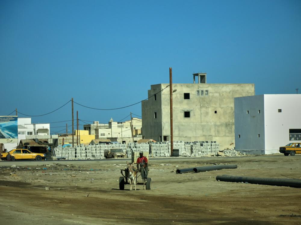 Leben in Mauretanien