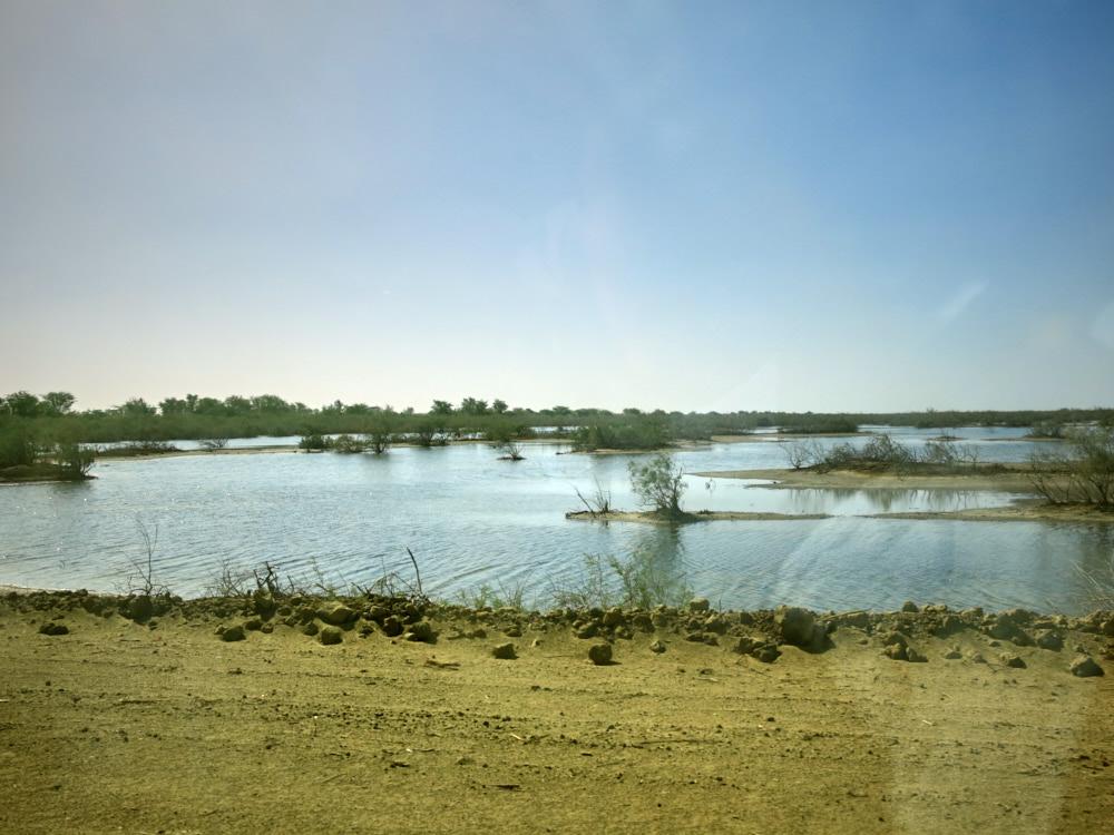Senegal-Fluss
