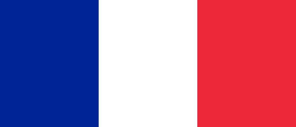 Banner Frankreich