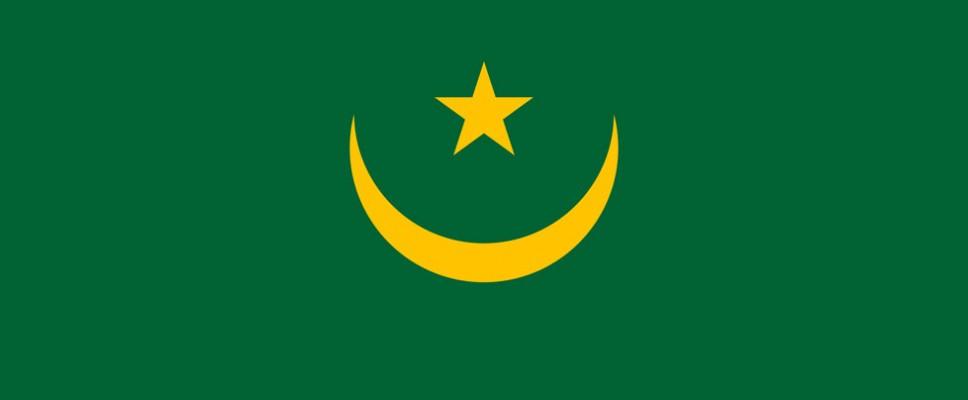 Banner Mauretanien