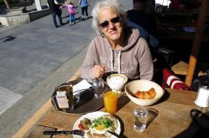 Frühstück in Konstanz