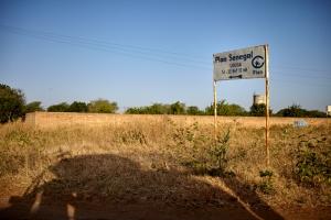 Deutsches Hilfsprojekt im Senegal