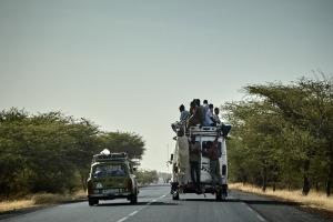 Öffentlicher Personennahverkehr im Senegal