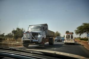 Schwerlastverkehr