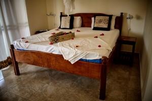 Seit Marrakesch das erste Bett