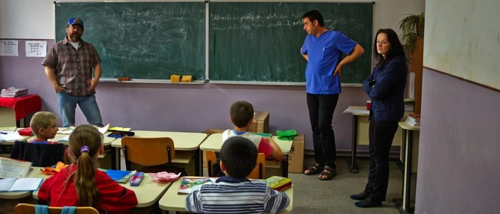 Schule Slatina-Timis 01
