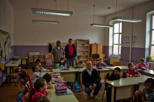 Schule Slatina-Timis 03