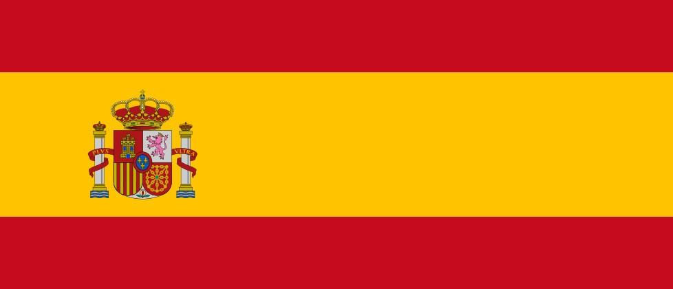 Banner Spanien