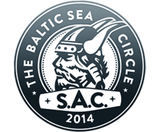Logo baltic sea circle